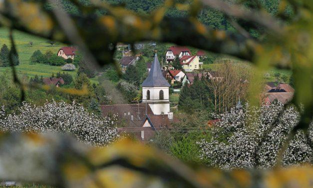La commune de Durmenach