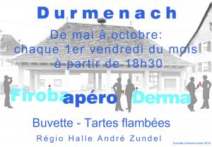 Firob'Apéro @ Durmenach - Regio Halle