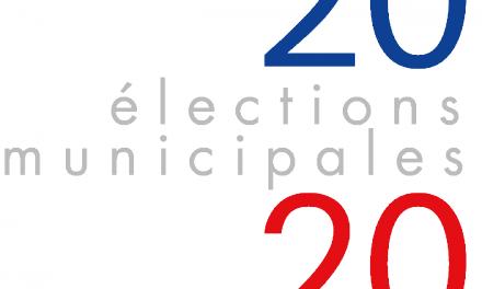 Municipales 2020 – Résultats du 1er tour